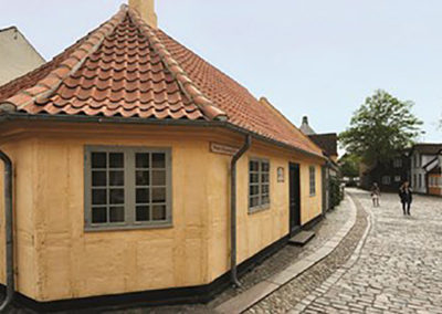Oplev H.C. Andersens Odense